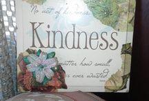 Kindness & Fruit of the Spirit