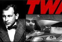 Eero Saarinen & TWA / http://www.mstoneandtile.com/design-trends/eero-saarinen-twa/