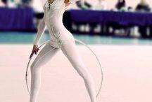 Beauty of gymnastics