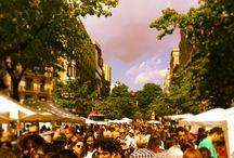 Sant Jordi a Barcelona / Moments Sant Jordi