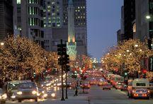 Chicago festive