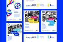 School Branding Design
