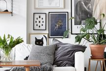 Living room inspiration / Lovely living rooms