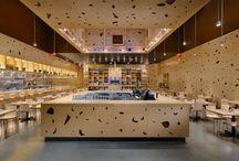 Coffee Shop Ideas / Coffee Shop Design