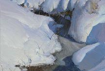 Paintings: Winter