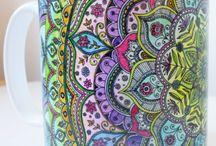 Malované hrnky