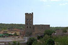Monasterio de Sant Miquel de Fluvià. Siglos XI-XII. Girona / Photo Travel History Art Architecture Archaeology Fotografía Viajes Historia Arte Arquitectura Arqueología