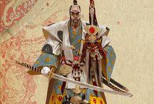 Oriental Dark fantasy