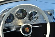 Porsche 356 Treffen / Old- und Youngtimer treffen sich gerne am Badersee