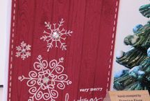 Stampin' Up! - Winter Wishes