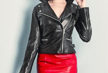 Leather Clothing  I