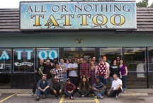All or Nothing Tattoo Family