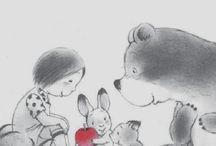 Lecture pour enfants / Les livres que nous possédons ou conseillons!