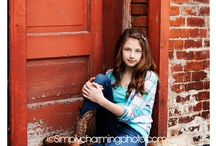 Photography - Senior posing / by Amy Stephens