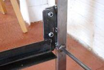 Детали мебели сталь