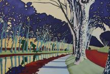 Canal du Midi / An homage to this beautiful UNESCO heritage site whose stunning plane trees are gradually being felled.