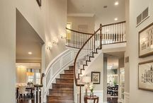 Foyers & Staircases / Various design inspirations and styles of foyers and staircases.