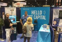 2014 Trade Shows / Direct Capital at Graph Expo in Chicago, IL | Direct Capital at the Burger King Corporation Convention!