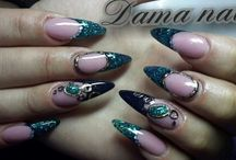 Dama nails / Nu m