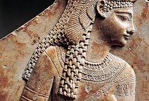 Mujeres destacadas del primer milenio (S.I.-S.X.)