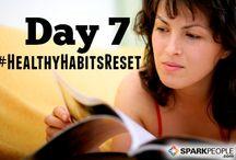 30-DAY HEALTHY HABITS / by Sofia Papanikolaou