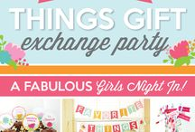 Girls Just Wanna Have Fun / Ideas for big girl parties!