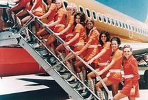 The Jet Set / Flying high in air travel's golden age.