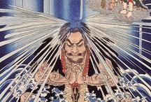 (1797-1861)歌川国芳 Utagawa Kuniyoshi