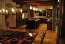 Gourmet Kitchens in Telluride / Get creative with your culinary skills or let us book you a private chef and enjoy these gourmet kitchens to the fullest! Call us today to get our complete list of favorites. 800.970.7541 | http://www.telluride-rentals.com