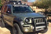 Jeep KJ Liberty