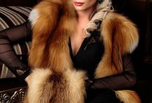 beautiful furs#beautiful women / women in fur-women