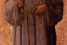 Medieval monks 1000-1400 - sources / Clothing of monks taken from original sources