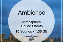 Sound Effect Libraries / Sound effect collections, bundles, and clips and sound effects.