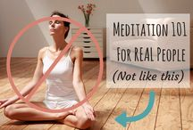 Meditation, Fitness, and Mental Health / Meditation for beginners, how to meditate, how meditation works, types of meditation, why meditate, meditation for mental health