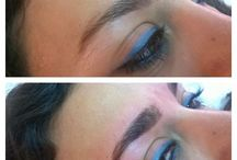 HD eyebrows, shaping brows to a perfection / High defined brows