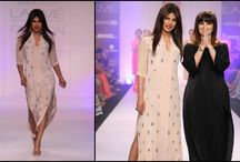 Lakme Fashion Week 2014 - Winter Fest / #SneakPeak - Lakme Fashion Week  Have a look at your favourites celebrities who dazzled on the ramp!