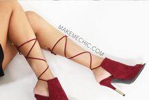 shoes / by Cheryl Blacksten