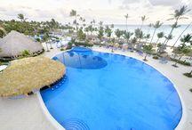 Bahia Principe Bavaro Resort Pools / In #BahiaPrincipeBavaroResort you can enjoy with these fantastic pools!    #BahiaPrincipe #BahiaPrincipePools #BahiaPrincipe20years #20yearswithyou  #dreamscometrue