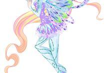 Winx Club new Fairies