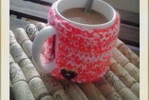 Crochet mug panties by hooTish / Crochet mug panties by hooTish