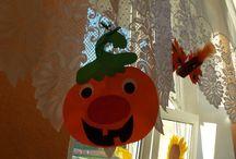 dynie, hallowen