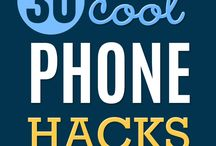 DIY phone hacks