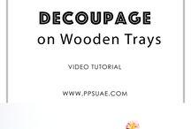 PPS | Decoupage