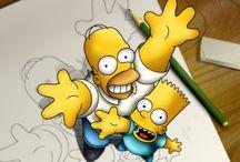 """SIMPSOMANIA / Hay acaso otra serie animada más cruel, divertida, retadora, confrontativa, diversa, compleja y especial como """"The Simpsons""""?"""