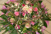 Blumen / Angebote, Blumen und Beispiele. Blumen für Ihre Feier mit eine persönlichen Note und vom Profi arrangiert.   Http://blumen-fragen.de
