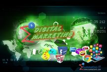 Digital Marketing Agency In Hyderabad India / Digital Marketing plays a vital role in building your brand efficiently Online. Search engine optimization, social media marketing, PPC and other strategies if implemented properly then you can build brand online. Brand awareness in online marketing is as important as in the traditional marketing. Moreover digital marketing is much important and becomes a necessity for the marketers to build the brand online. Present era is of Social and Mobile.To know more please visit www.summationit.com.