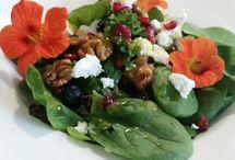 Herzstücks Salate , Dips und mehr / Hier findest Du besondere Sommersalate
