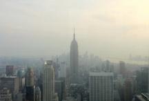 new york / by Esther Paz Alvarado