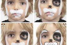 Face Painting / by Kyla Vala Shaver