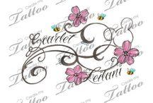Tattoos / by Sheri Johnson Dimas